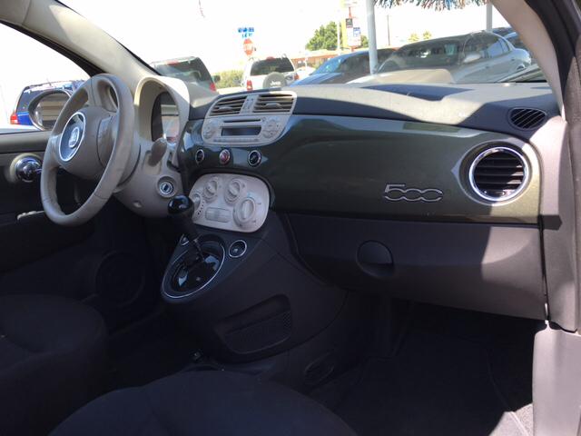 2013 FIAT 500 Pop 2dr Hatchback - Yuma AZ