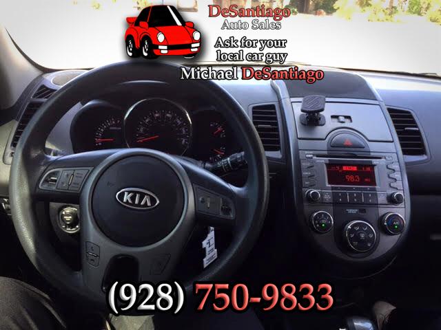 2011 Kia Soul Sport 4dr Wagon 4A - Yuma AZ