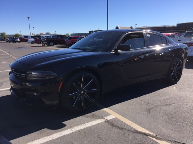 2015 Dodge Charger SE 4dr Sedan - Yuma AZ