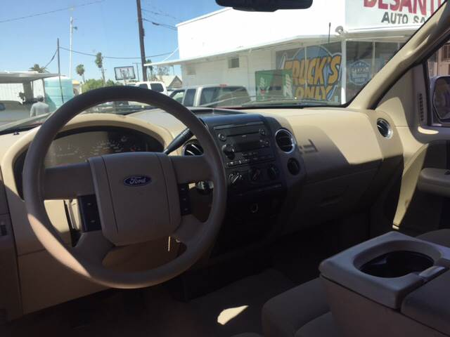 2007 Ford F-150 FX4 4dr SuperCrew 4x4 Styleside 6.5 ft. SB - Yuma AZ