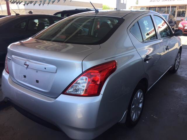 2015 Nissan Versa 1.6 SV 4dr Sedan - Yuma AZ