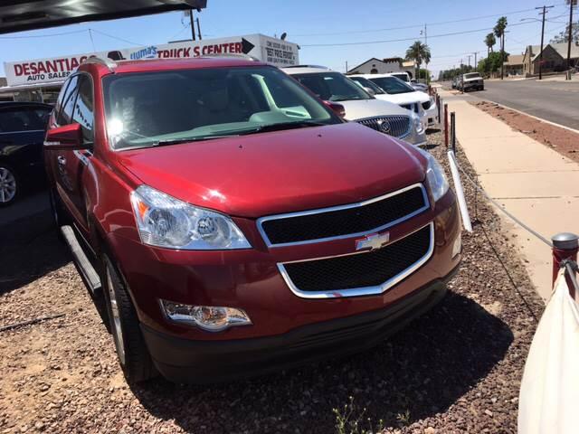 2010 Chevrolet Traverse AWD LT 4dr SUV w/2LT - Yuma AZ