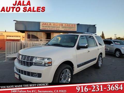 2013 Lincoln Navigator for sale in Sacramento, CA