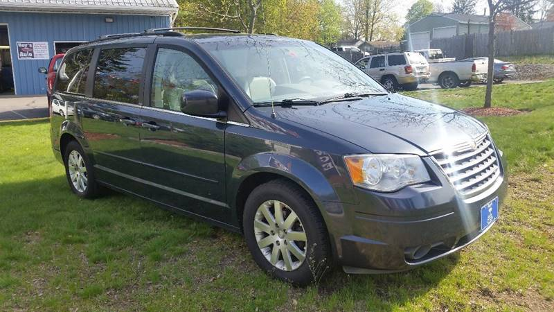 2008 Chrysler Town and Country Touring 4dr Mini-Van - Hudson NH