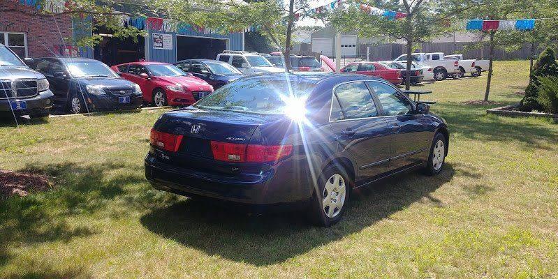 2005 Honda Accord LX 4dr Sedan - Hudson NH