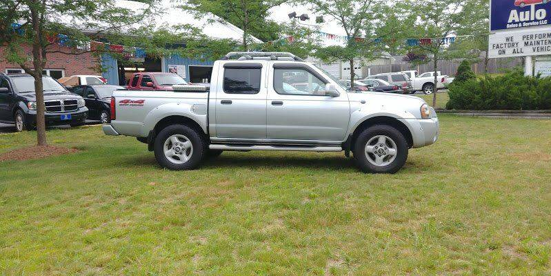 2001 Nissan Frontier 4dr XE 4WD Crew Cab SB - Hudson NH