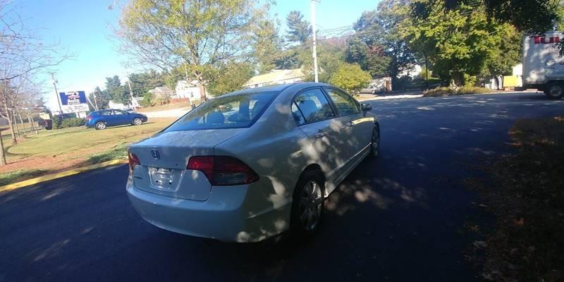 Roys Auto Sales >> 2008 Honda Civic LX 4dr Sedan 5A In Hudson NH - Roys Auto Sales & Service LLC