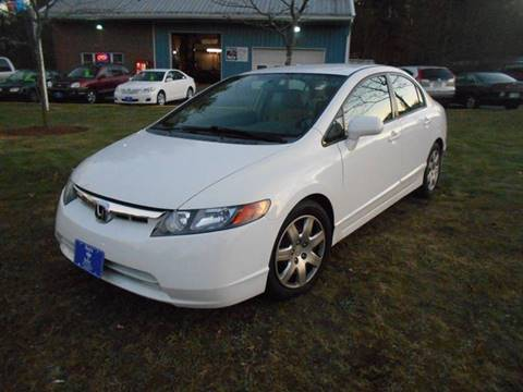 2008 Honda Civic for sale at Roys Auto Sales & Service in Hudson NH