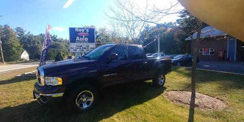 2005 Dodge Ram Pickup 1500 for sale in Hudson, NH