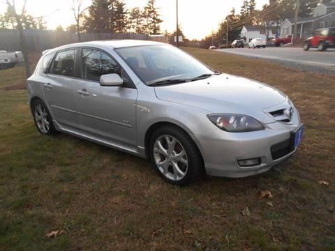 2008 Mazda MAZDA3 for sale at Roys Auto Sales & Service in Hudson NH