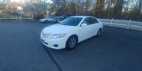 2010 Toyota Camry for sale at Roys Auto Sales & Service in Hudson NH