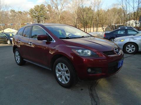 2007 Mazda CX-7 for sale at Roys Auto Sales & Service in Hudson NH