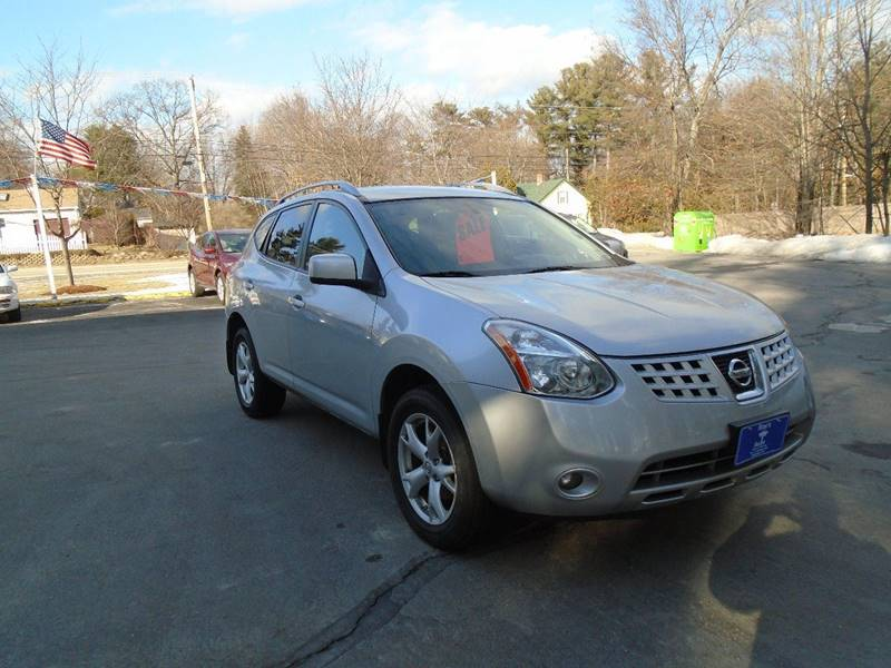 2009 Nissan Rogue for sale at Roys Auto Sales & Service in Hudson NH