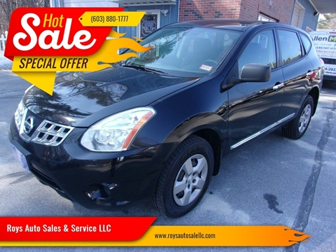 2013 Nissan Rogue for sale in Hudson, NH