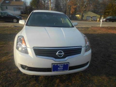 2008 Nissan Altima for sale at Roys Auto Sales & Service in Hudson NH