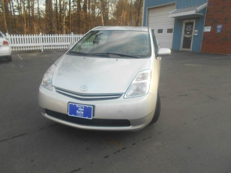 2005 Toyota Prius for sale at Roys Auto Sales & Service in Hudson NH