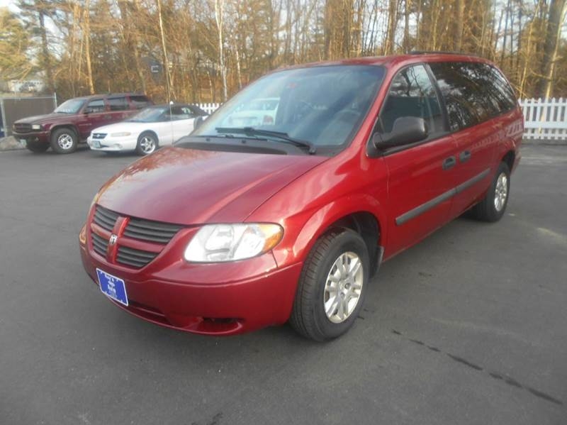 2006 Dodge Grand Caravan for sale at Roys Auto Sales & Service in Hudson NH