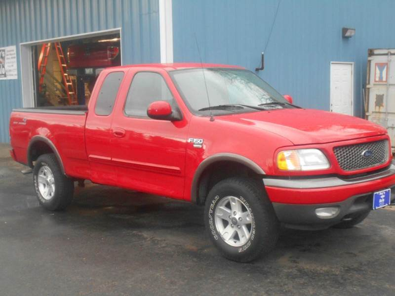 2003 Ford F-150 for sale at Roys Auto Sales & Service in Hudson NH