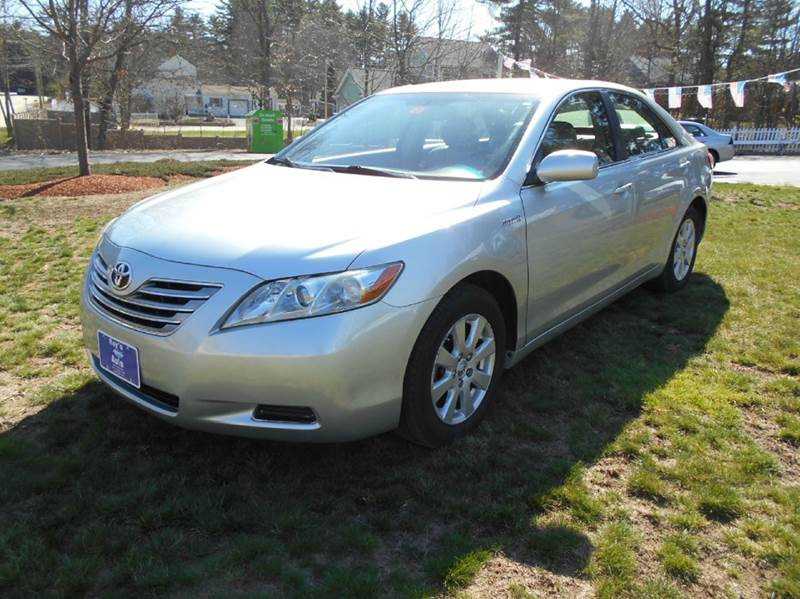 2007 Toyota Camry Hybrid for sale at Roys Auto Sales & Service in Hudson NH