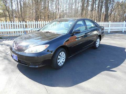 2006 Toyota Camry for sale at Roys Auto Sales & Service in Hudson NH