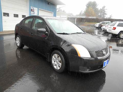 2007 Nissan Sentra for sale at Roys Auto Sales & Service in Hudson NH