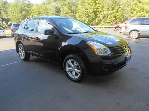 2008 Nissan Rogue for sale at Roys Auto Sales & Service in Hudson NH