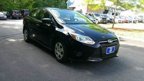 2012 Ford Focus for sale at Roys Auto Sales & Service in Hudson NH
