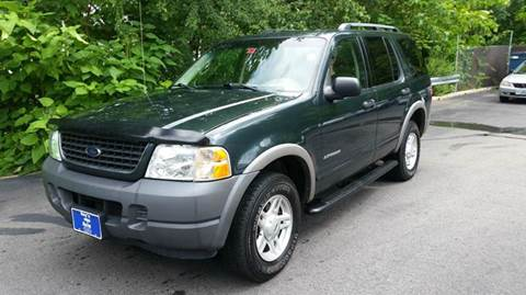 2002 Ford Explorer for sale at Roys Auto Sales & Service in Hudson NH