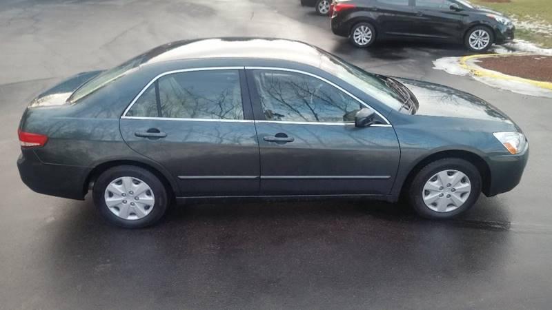 2004 Honda Accord LX 4dr Sedan - Hudson NH