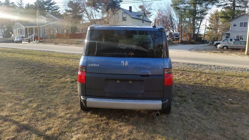 2006 Honda Element AWD EX 4dr SUV 4A - Hudson NH