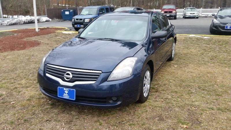 2009 Nissan Altima 2.5 4dr Sedan - Hudson NH