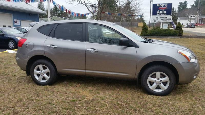 2010 Nissan Rogue AWD S 4dr Crossover - Hudson NH