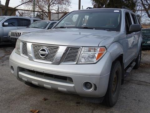 2007 Nissan Pathfinder for sale in Chicago, IL
