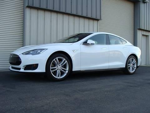 2015 Tesla Model S for sale in Fresno, CA
