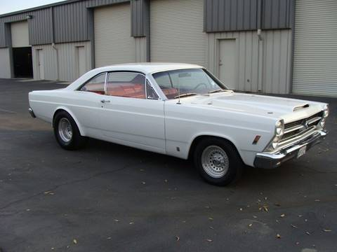 1966 Ford Fairlane for sale in Fresno, CA