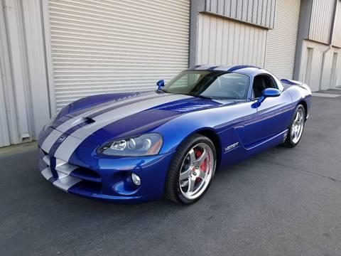 2006 Dodge Viper For Sale In Fresno, CA