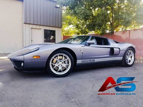 Ford Gt For Sale In Fresno Ca