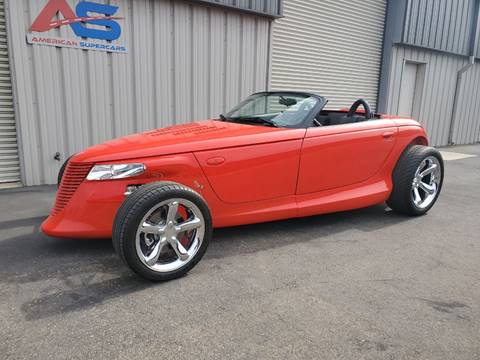 1999 Plymouth Prowler for sale in Fresno, CA