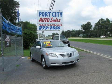 Used Car Dealerships In Baton Rouge >> Toyota Used Cars Pickup Trucks For Sale Baton Rouge Port City Auto Sales