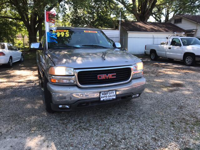 2000 Gmc Sierra 1500 3dr Sle Extended Cab Sb In Baton Rouge La