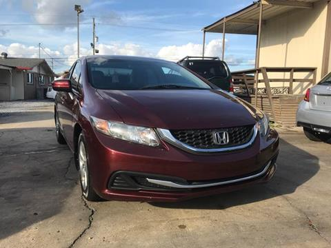 2014 Honda Civic for sale in Baton Rouge, LA