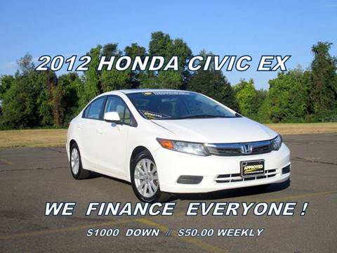 2012 Honda Civic for sale in Springfield, MA