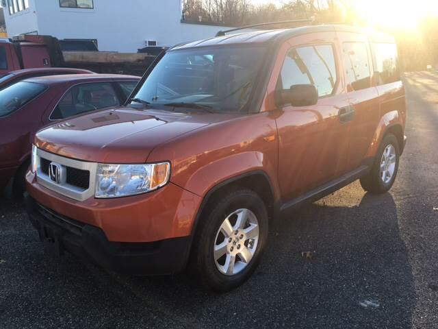 2011 Honda Element AWD EX 4dr SUV   Framingham MA