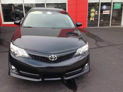 2012 Toyota Camry for sale at Framingham Motor Sales in Framingham MA