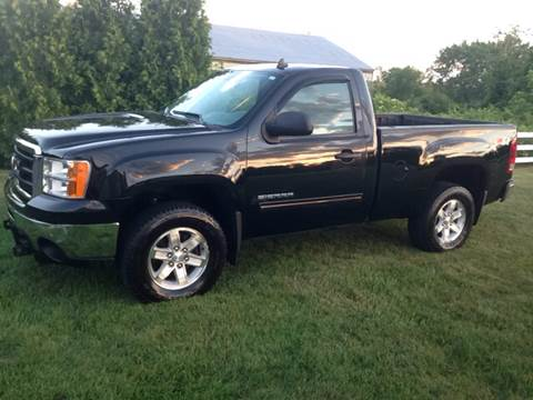 2011 GMC Sierra 1500 for sale at Framingham Motor Sales in Framingham MA