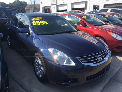 2012 Nissan Altima for sale in Hartford, CT