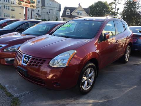 2008 Nissan Rogue for sale in Hartford, CT