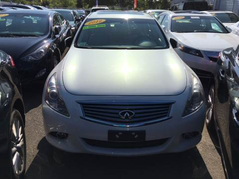 2012 Infiniti G25 Sedan for sale in Hartford, CT