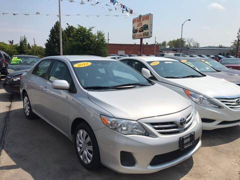 2013 Toyota Corolla for sale in Hartford, CT