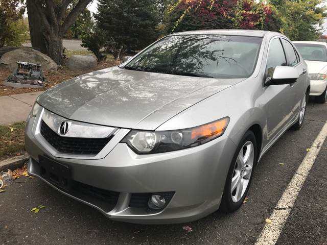 2009 acura tsx 4dr sedan 5a w technology package in hartford ct